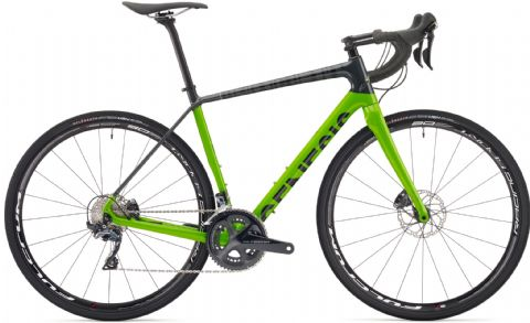 Genesis Datum 30 Adventure Bike Green 2018